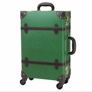 Vintage Trolley Suitcase